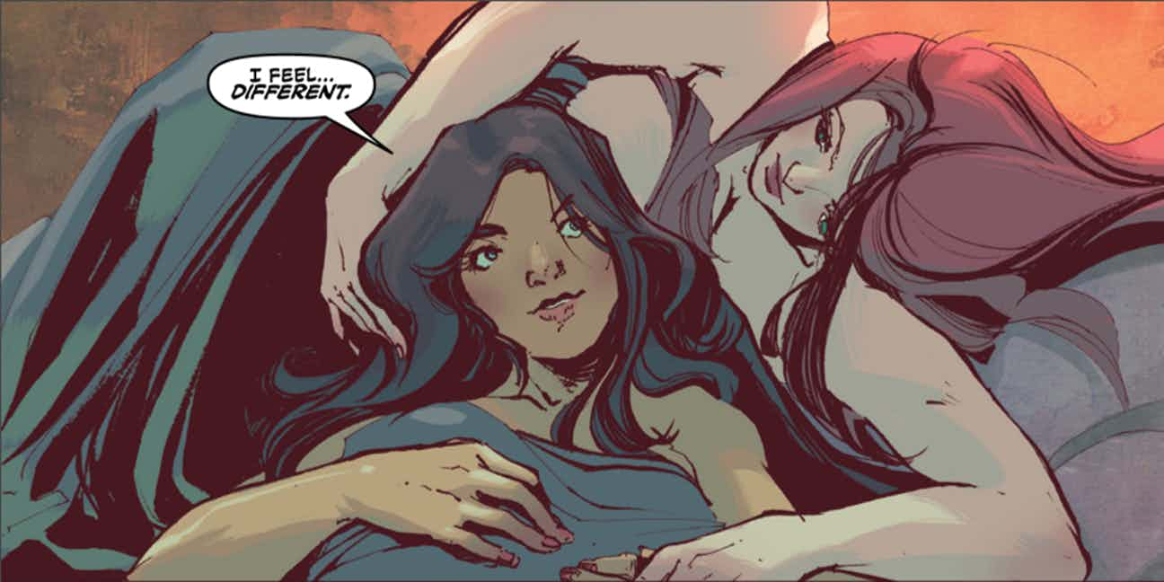 Very good erotic kink comics
